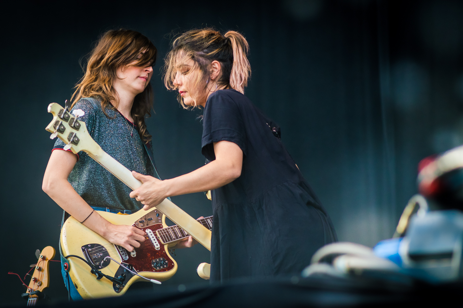 Warpaint @ Best Kept Secret (© Timmy Haubrechts)