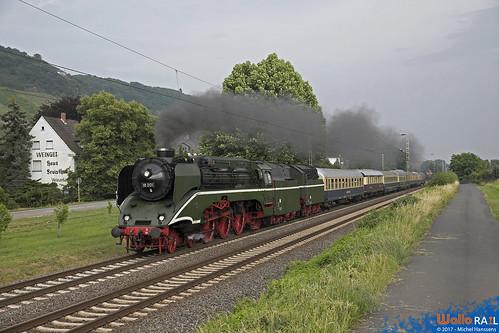 Leutesdorf (Rhein). 10.06.18.