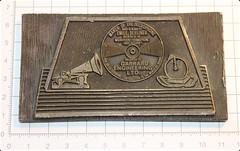 Garrard 1971 Emile Berliner Award 1