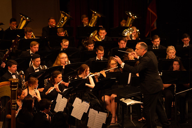 Wind Symphony 25th Anniversary Concert