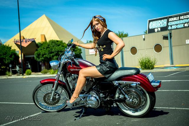 Biker Brooke