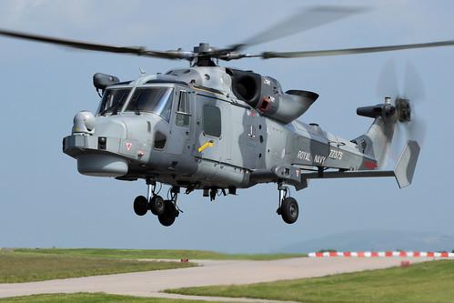Wildcat HMA2, ZZ376   by WestwardPM