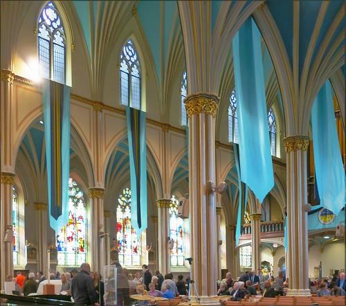Funeral of Sister Antona Ebo, St. Louis, MO