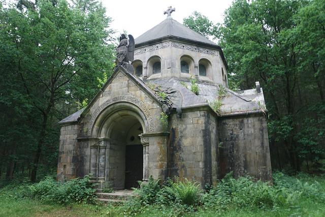 Lost Mausoleum