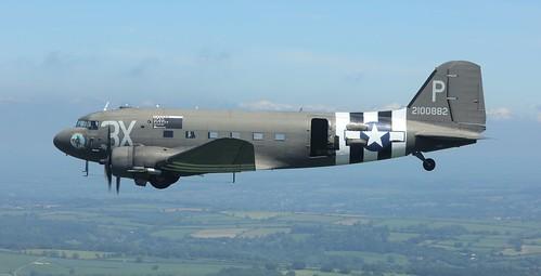 Douglas C47A-DC3 Dakota N473DC (2100892) 2018   by SupaSmokey
