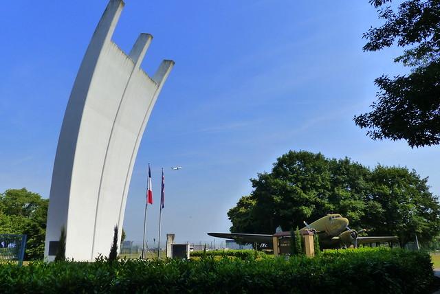 Luftbrückendenkmal - Air Bridge Monument!