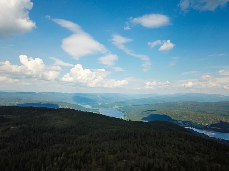 13-Utsikt mot Soneren (drone)