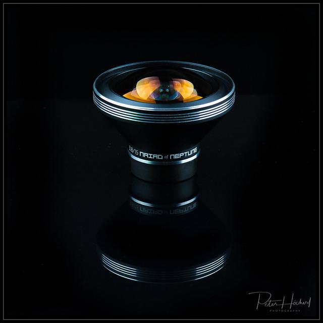 Naiad 3.8/15mm Neptune Art Lens System