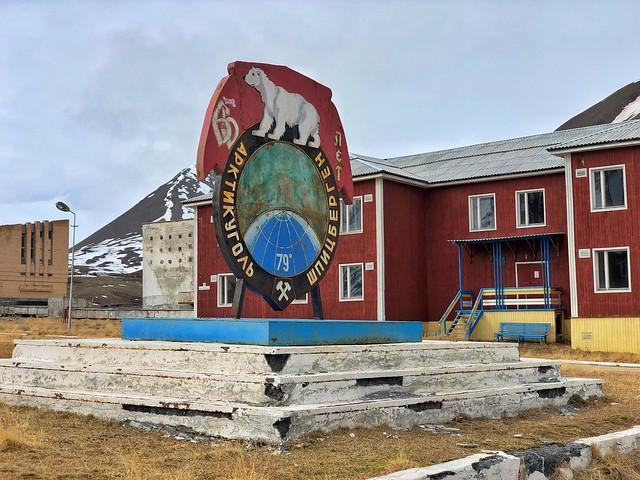 Imagen de Pyramiden en Svalbard