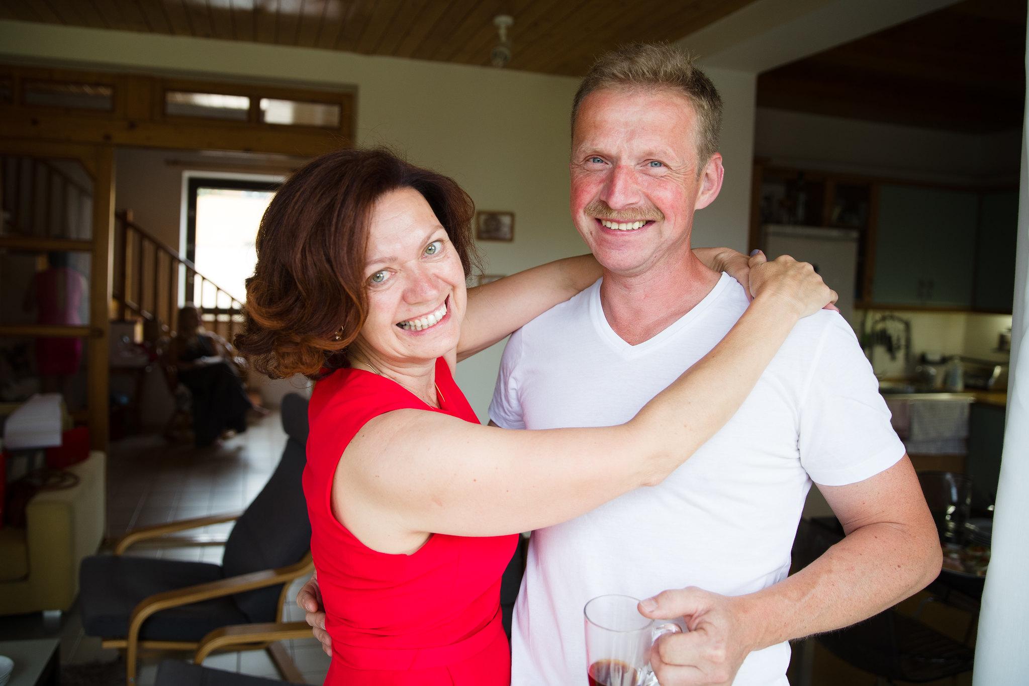Tereza+David, Svatba
