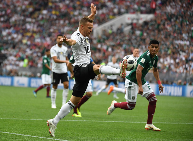 FIFA World Cup 2018 - Group F, Matchday 1 - Germany 0 - 1 Mexico - Luzhniki Stadium, Moscow - June 17, 2018