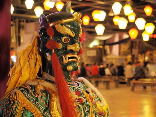 An opera costume in Taiwan Times Village (寶島時代村) | by huislaw