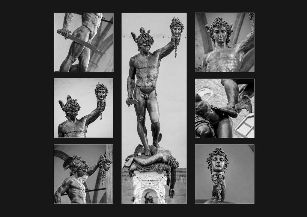 Perseus With The Head Of Medusa Perseus With The Head Of M