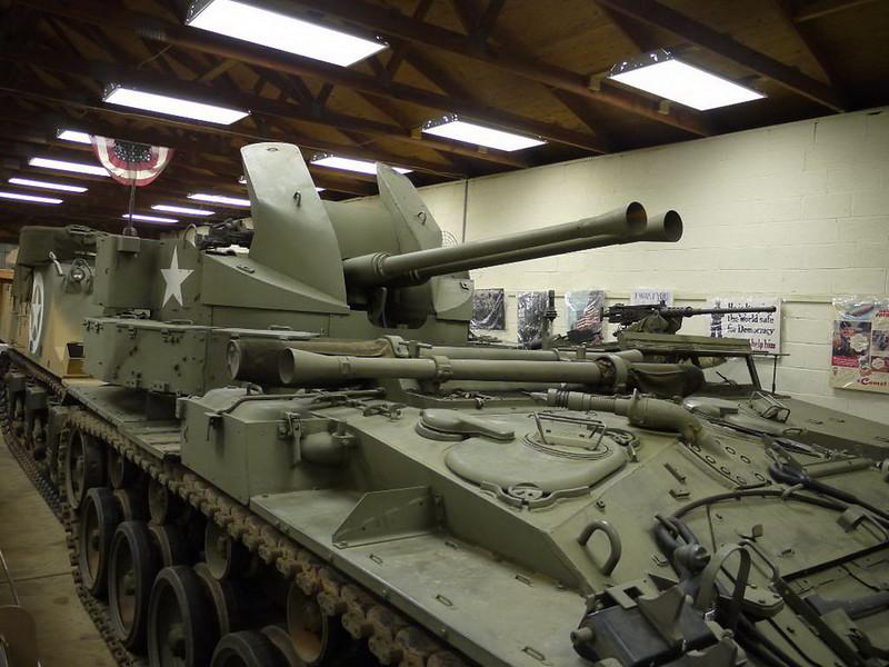 Twin 40mm GMC M19 6