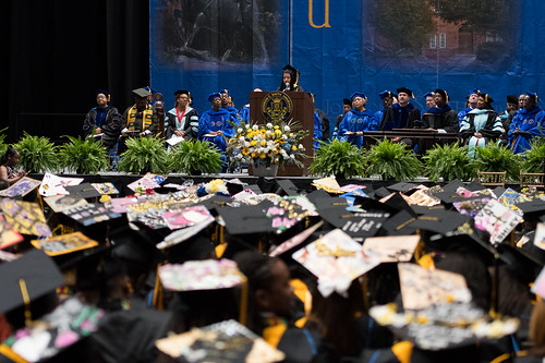 Johnson C  Smith University - Commencement Photo Slideshow