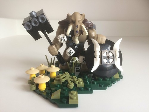 The War Elephant.