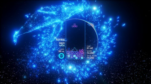 TETRIS.EFFECT.MAY.4K.1 | by PlayStation Europe