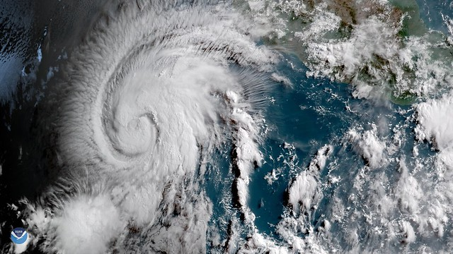 Tropical Storm Aletta in the Eastern Pacific