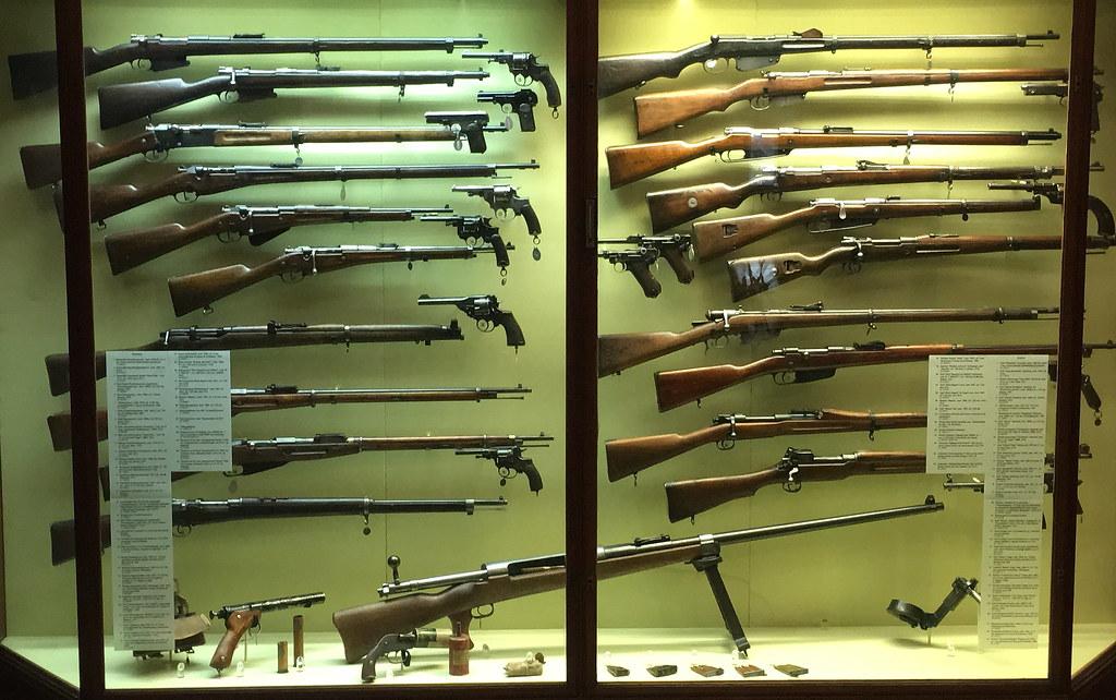 WW1 German Anti Tank Rifle | Royal Museum Brussels Belgium M… | Flickr
