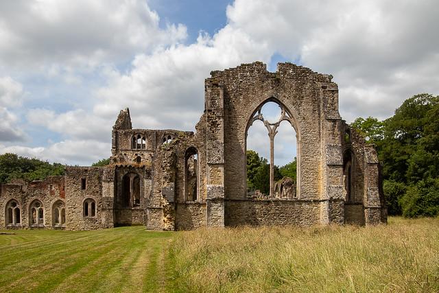 Netley Abbey Ruins