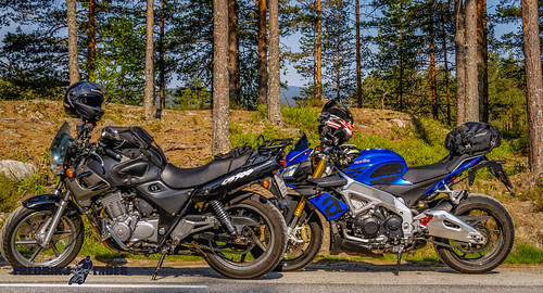 Two by Ongelvatn   by Fredrik_Johnsson