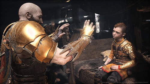 God of War New Game Plus - 05 | by PlayStation.Blog