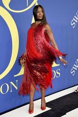 Namoi Campbell Calvin Klein CDFA Awards 4Chon LIfestyle