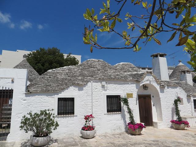[Italy] Alberobello