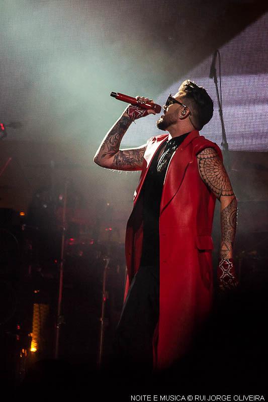 Queen + Adam Lambert - Altice Arena '18