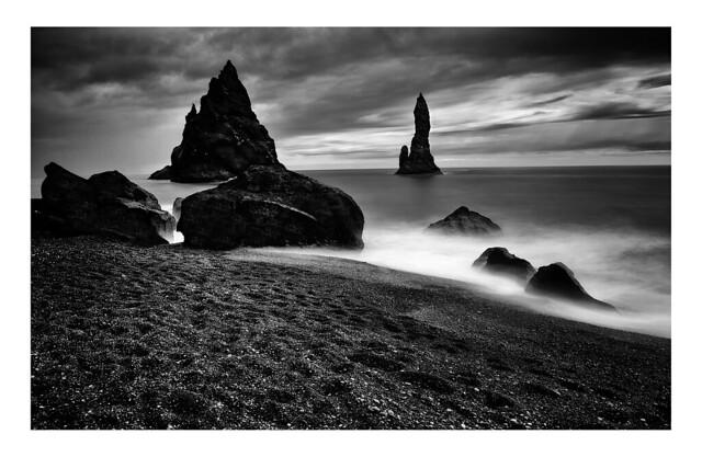 Halsanefshellir | Vik. Iceland