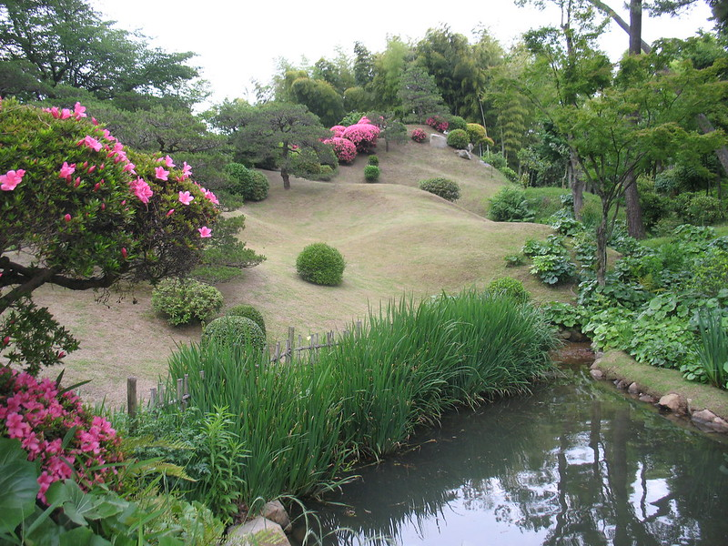 Yunenjyo, Shukkeien Garden, Hiroshima