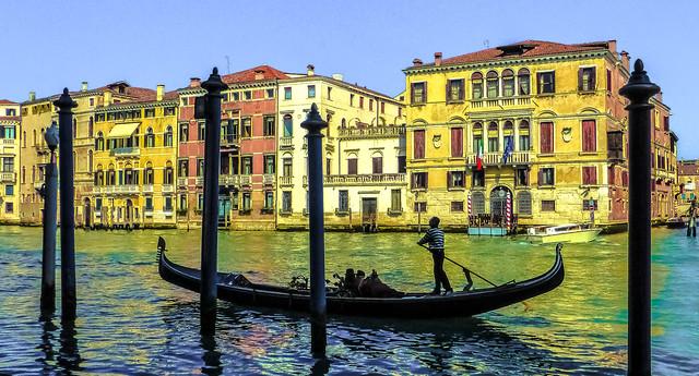 A Morning Gondola Ride