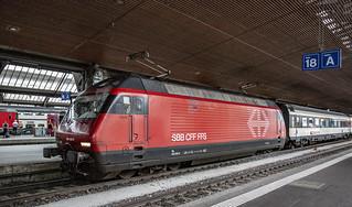 Schweizerische Bundesbahnen SBB 460 050-8 Zürich Hbf. 11 juni 2018 | by leo spee