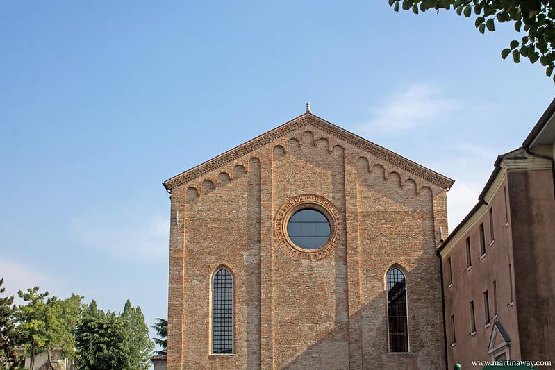 Santa Margherita, Treviso cosa vedere