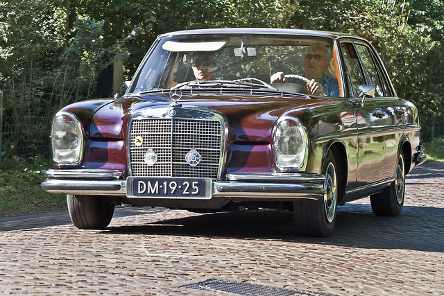 Mercedes-Benz 280 SE Automatic 1968 (1255)