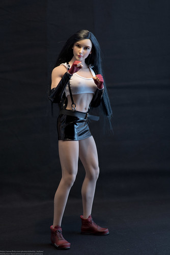 JX Toys TiFa Female Fighter Photo Review | by edwicks_toybox