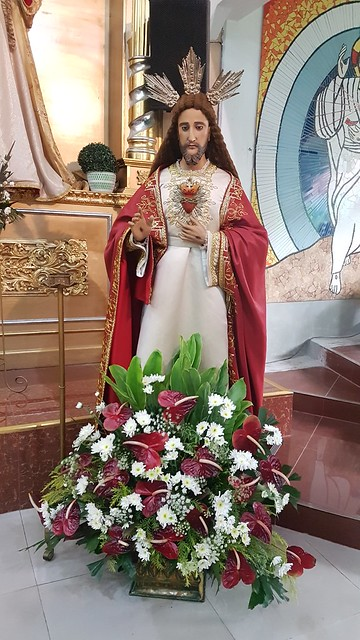 Solemnity of the Most Sacred Heart of Jesus