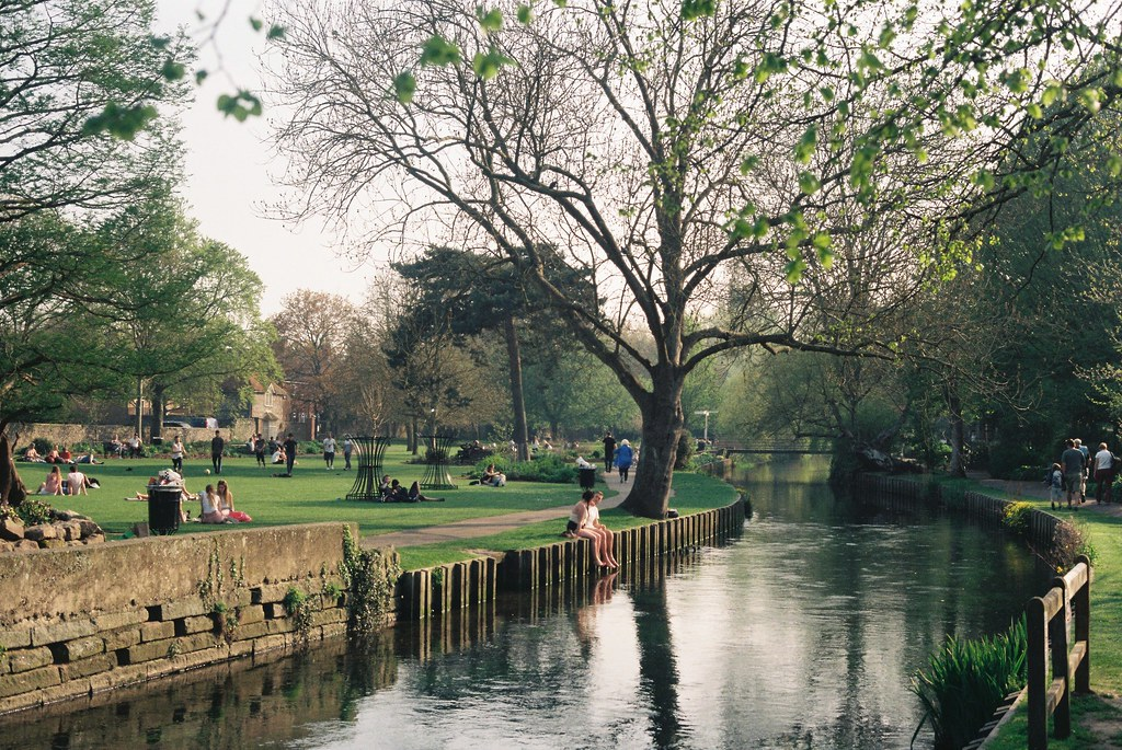 "Canterbury - UK - Canon AE-1 50mm - ""Analog Natural Filters!"""