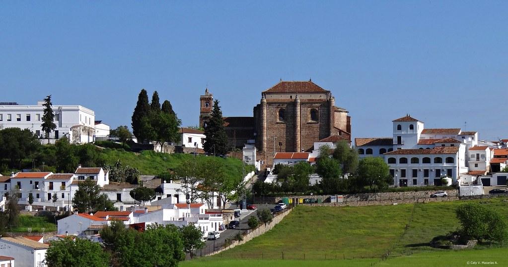 Cazalla de la Sierra, Sevilla, Andalucía, España.