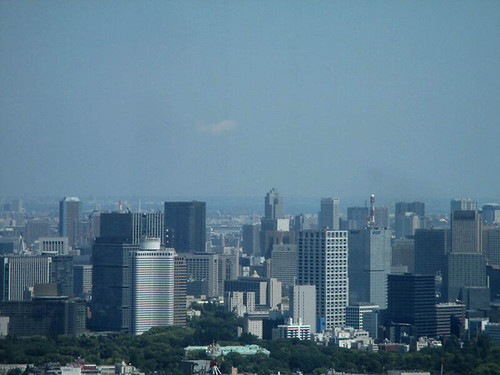 Tokyo_Cityhall_skyline_32 | by worldtravelimages.net
