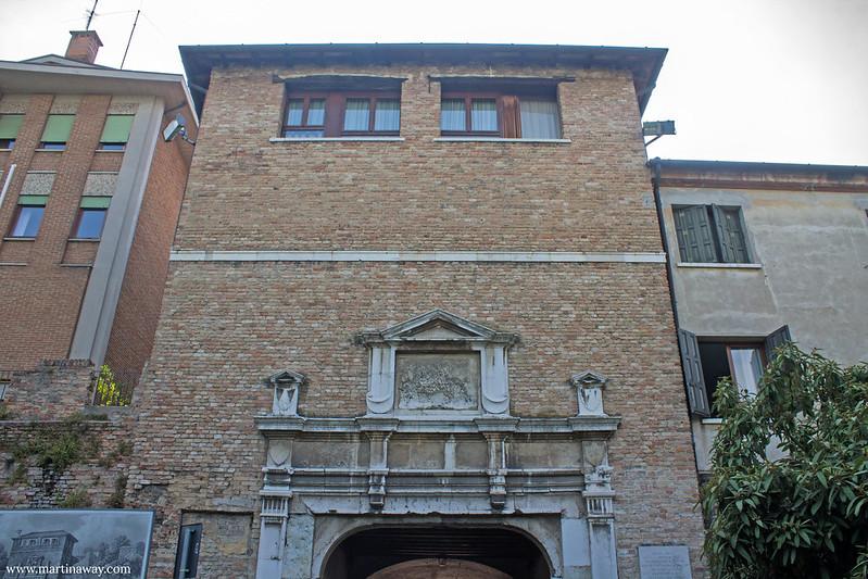 Porta Altinia, Treviso cosa vedere