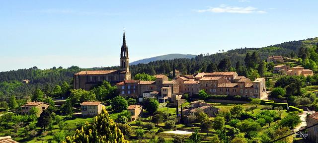 Banne ( Ardèche)