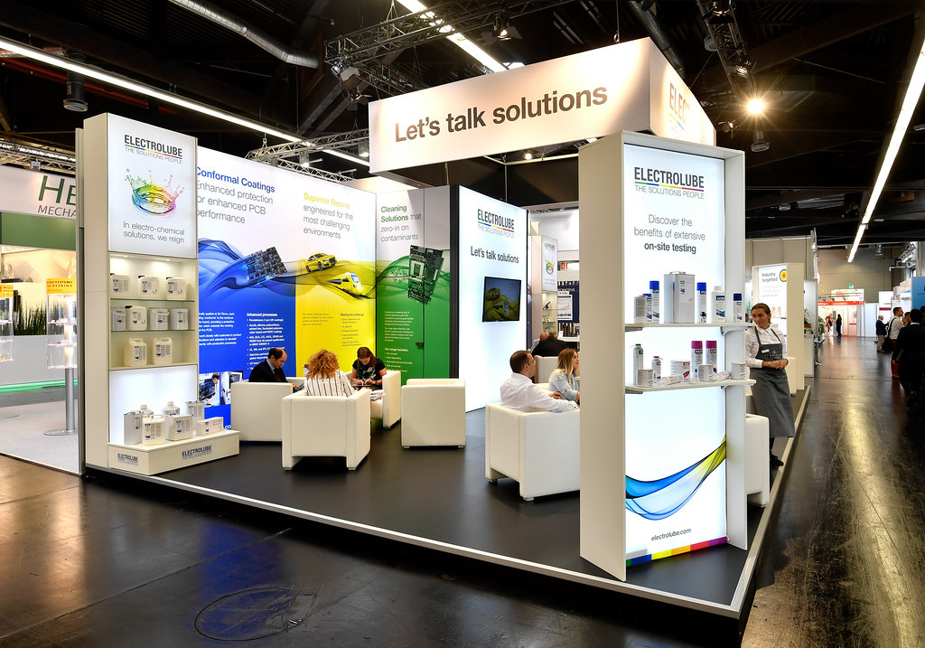 Modular Exhibition Stands Job : Beursstand hybrid packaging 2018 nuremberg expo exhibition stands
