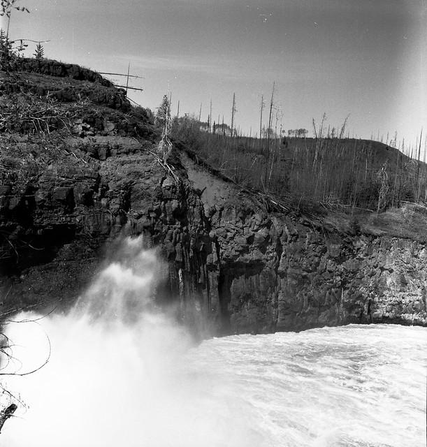 Cheslatta Falls / Nechako Reservoir BC