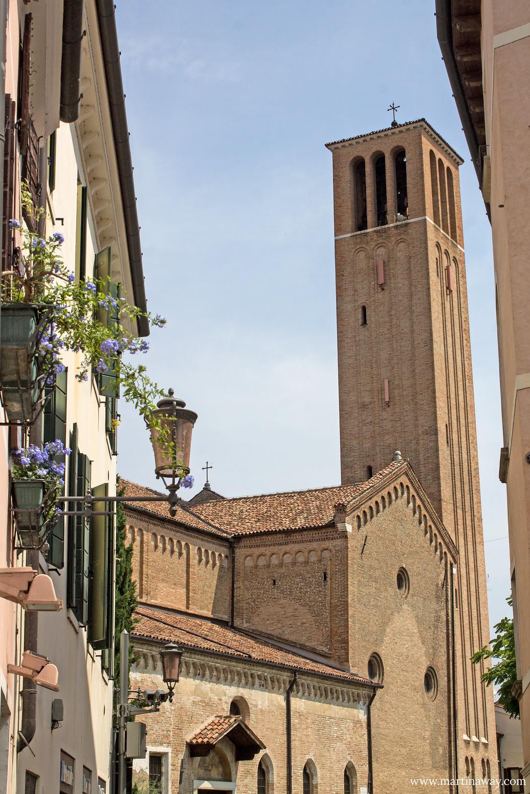 Chiesa di San Francesco, Treviso cosa vedere