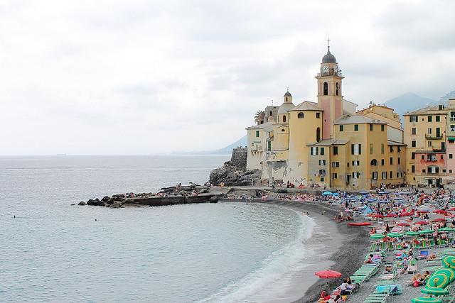 @ Camogli, Liguria - ITALY