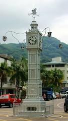 Victoria (Mahé): Clock Tower