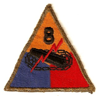 U.S. Army 8th Armored Division