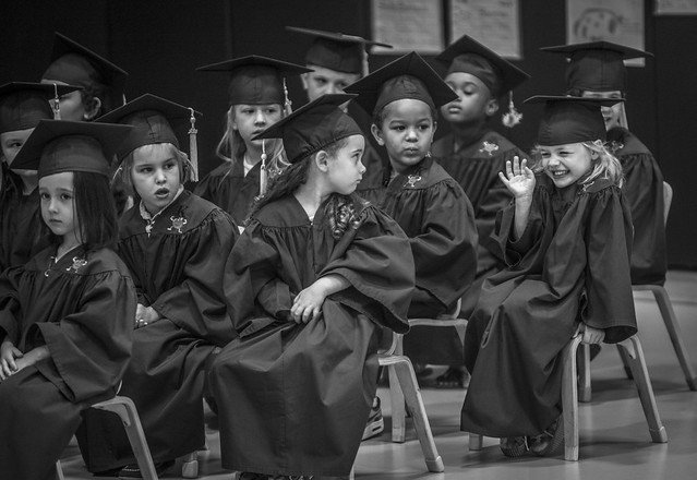 The Pre K Graduates 2018