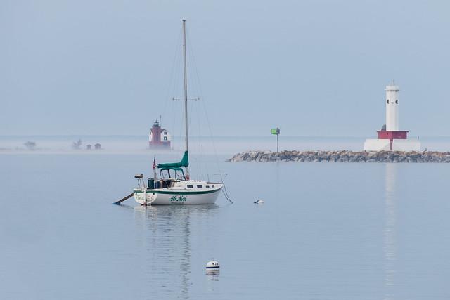 Mackinac Island Morning